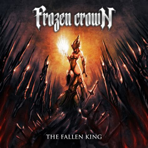 Frozen Crown - The Fallen King Review   Angry Metal Guy