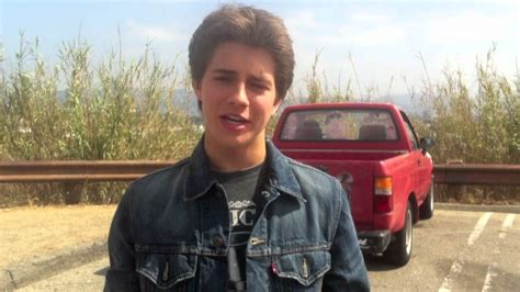 Billy Unger: Behind The Scenes - YouTube