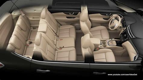 2014 Nissan X Trail Interiors and Exteriors Design - YouTube