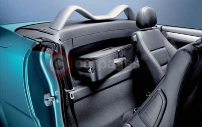 Custom Made Accessories For The New Vauxhall Tigra