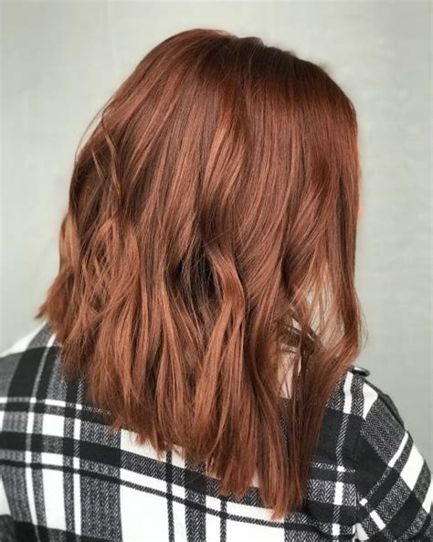 81 Best Auburn Hair Color Ideas in 2018 for Brown, Red