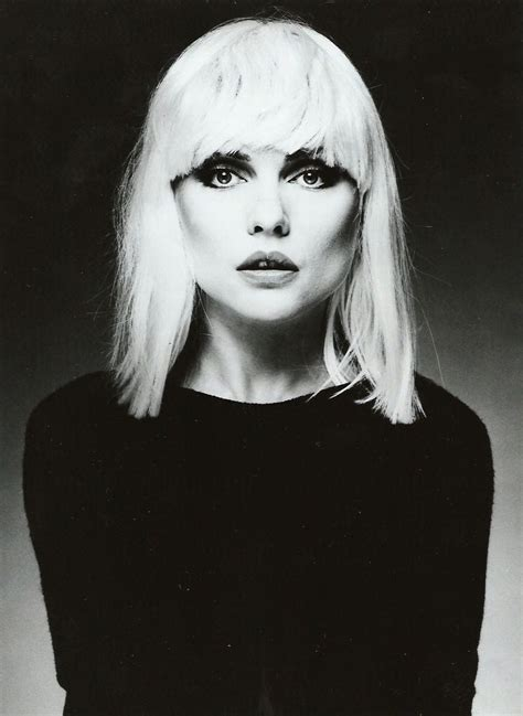 The British Editor: The legend that is Debbie Harry
