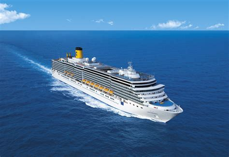 Costa Cruises orders two natural gas ships - Sun Sentinel