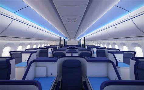 The real reason why most plane seats are blue – and other