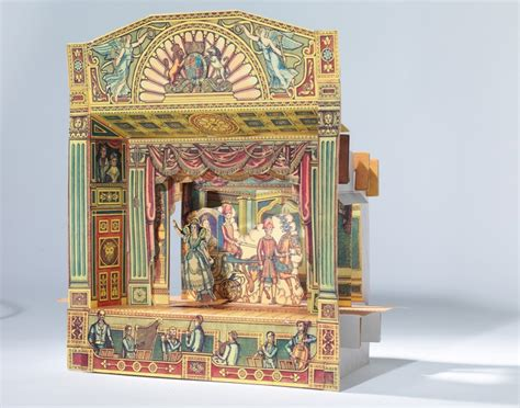 The Rise and Fall of Toy Theatre   The Craftsmanship