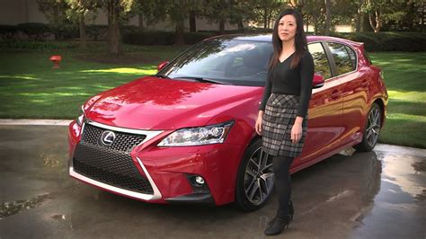 2014 Lexus CT 200h -- Inside and Out - YouTube