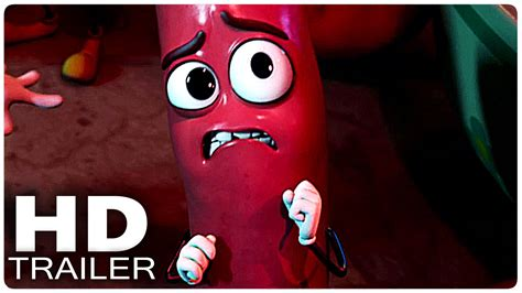 SAUSAGE PARTY Trailer Official | Seth Rogen Red Band Filme