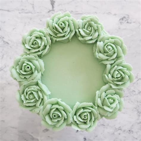 Little Roses on Top! Order yours now