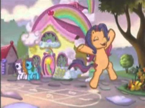 My Little Pony G3 Theme Song - YouTube