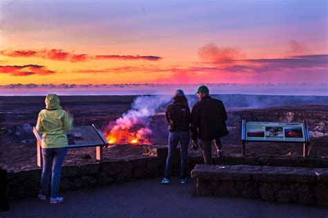 Hawai'i Volcanoes National Park offers free admission on