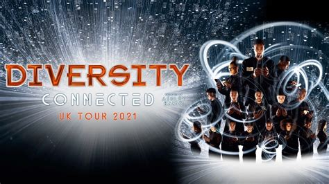 Diversity 2021 tour tickets and venues for their
