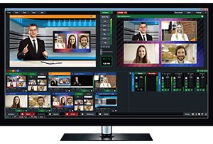 Live Video Streaming Software | vMix