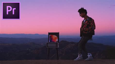 """How to Color Grade like the """"Jaden Smith - Fallen"""" Music"""