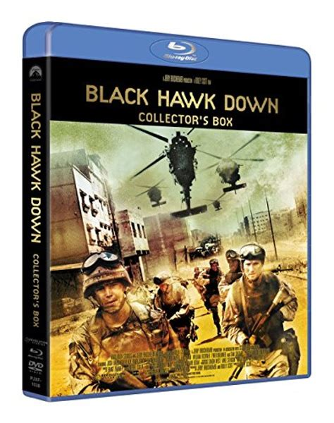 Black Hawk Down Collector Box (Extended Cut Blu-ray) First