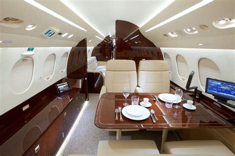 Falcon 8X Specifications, Cabin Dimensions, Performance
