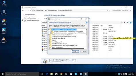 How to enable Microsoft