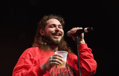 Post Malone Claims It's a Struggle Being a White Rapper