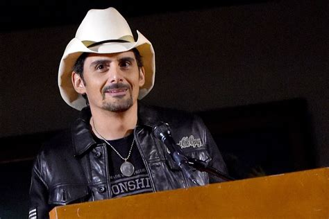 Brad Paisley Tributes Chuck Berry With 'Johnny B