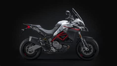 Ducati Multistrada 950 S now offered in 'GP White