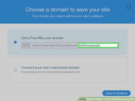 How to Make a Free Website Using Wix: 9 Steps (with Pictures)