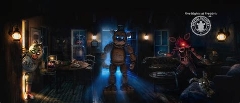 The Next FNAF Title is an AR Game for Mobile Devices