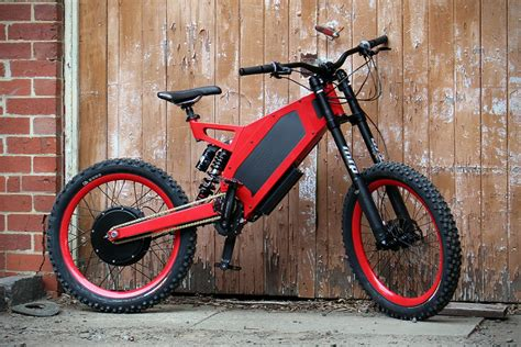 Stealth B-52 Bomber Electric Bike   The Coolector