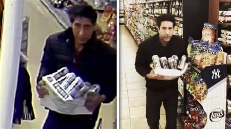 David Schwimmer Look-Alike Now a Wanted Man After He Didn