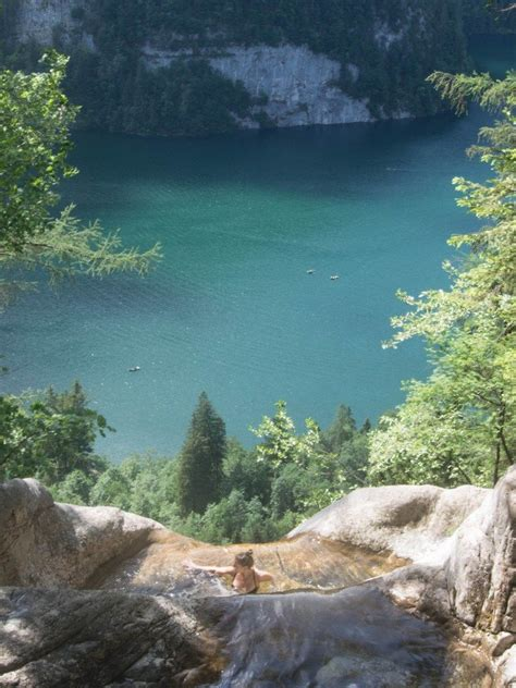 How to get to the natural pool at Lake Königssee - update