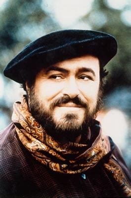 Luciano Pavarotti died from pancreatic cancer   Sick
