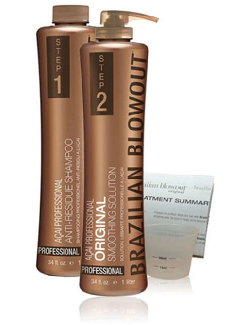 Brazilian Blowout™ Acai Professional Smoothing Solution