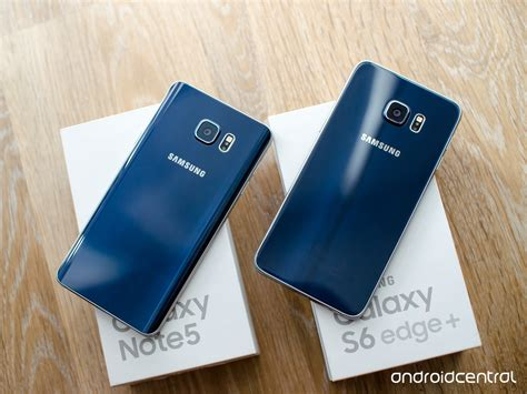 How to set up the Galaxy Note 5 and S6 edge+   Android Central
