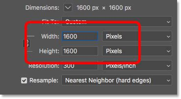 How to Resize Pixel Art in Photoshop