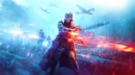 Battlefield V is going to WWII, will not have a Premium