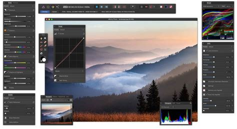 Professional Photo editing Software for windows - Affinity