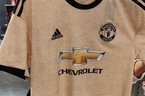 Manchester United away kit 2019/20: Leaked picture claims
