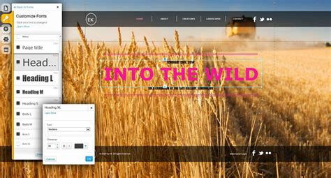 How to Transform a Wix Template into a Website in 3 Steps