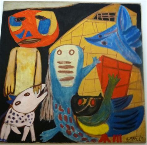 The Triumph of Karel Appel   HuffPost