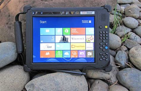 Rugged PC Review