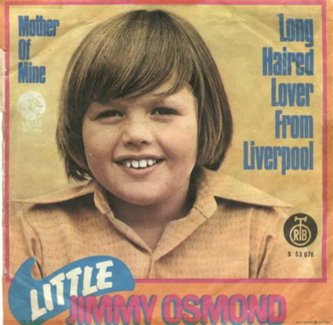 Jimmy Osmond, Youngest Singing Sibling, Has Stroke | Best
