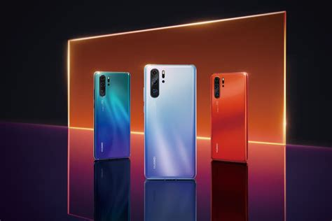 Huawei P30 Pro leaked photos reiterate specs and show off