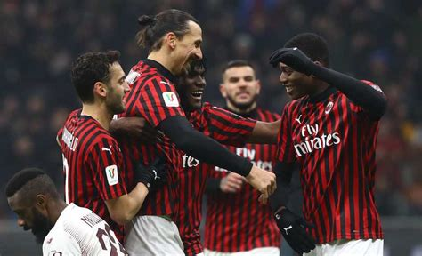 MN: Milan's core for 2020-21 will start from three