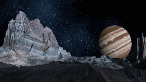 NASA Shares Photos of Two Giants Space Rocks in Asteroid