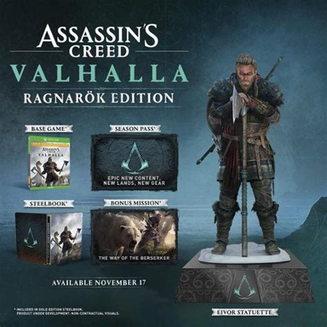 Assassin's Creed Valhalla Preorder Guide - IGN