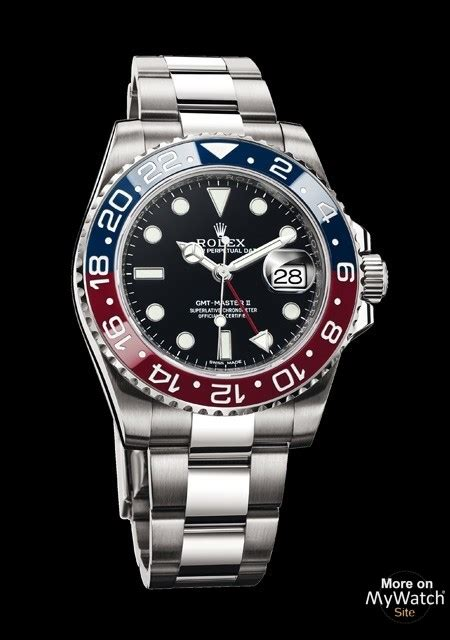 Watch Rolex GMT-Master II | Oyster Perpetual 116719 BLRO