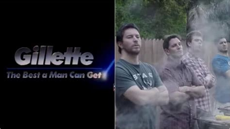 Gillette Launched A #MeToo Ad And Men Feel Attacked   Revelist