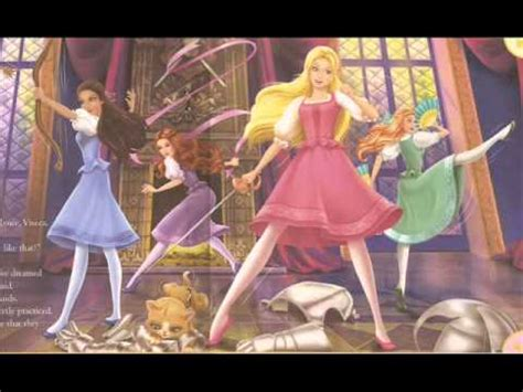 Musketeer's Action Anthem~ Barbie and the Three Musketeers