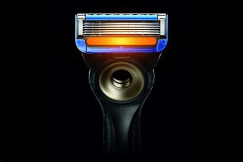 Gillette's Heated Razor is literally 'the best a man can