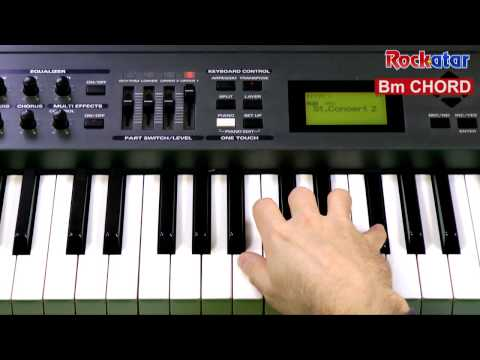 Free Printable Piano Chords Chart for Beginners in 2019