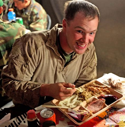 DVIDS - News - Thanksgiving chow means morale for Marjah